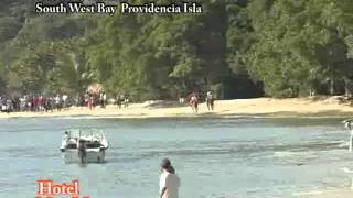 Carrera de Caballo en South West Bay - Providencia Isla.