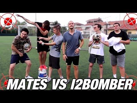 MATES vs I2BOMBER - BERSAGLIO Challenge EPICA!! Anima Vegas SurrealPower St3pNy