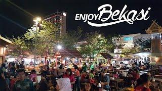 Festival Kuliner Bekasi 2015 - Kampung Banjar @ Summarecon Mal Bekasi