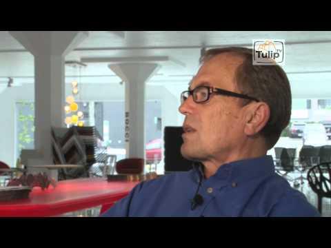 TulipTV - Niels Bendtsen & IDS West, NL-CND business, Biking in Schiedam