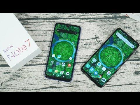 Xiaomi издевается над Huawei! Сравнение Redmi Note 7 и Huawei P Smart Z!