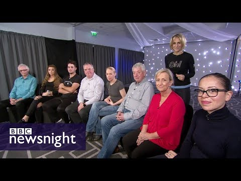Autumn Budget 2017: Bury focus group - BBC Newsnight