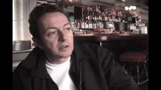 Interview with Joe Strummer, Part 1 - April 4, 2002 - NYC