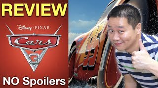CARS 3 (NO Spoilers) Movie Review