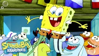 SpongeBob SquarePants | SpongeBob in Every Language | Nick