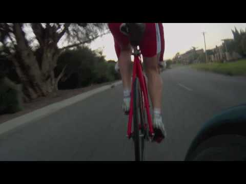 Fixied, Fixed Gear, Single Speed isnt a Fad fixie rider chases...