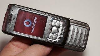 Nokia E65 прошивка ретро телефона из Германии капсула времени. Купить винтажный телефон
