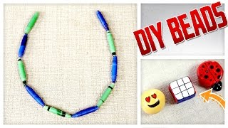 Two Kinds Of Diy Beads - Do It, Gurl