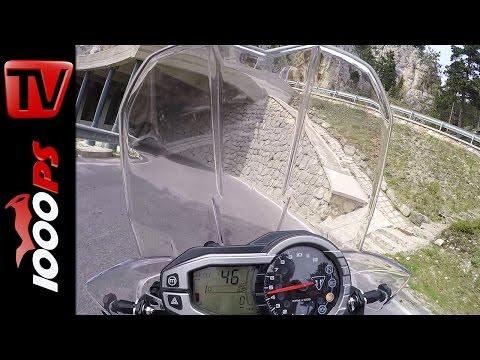 Triumph Tiger 800 XRx 2015 Onboard + Sound | 60fps Foto