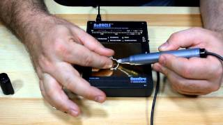 How to use the AuRACLE Electronic Gold Tester