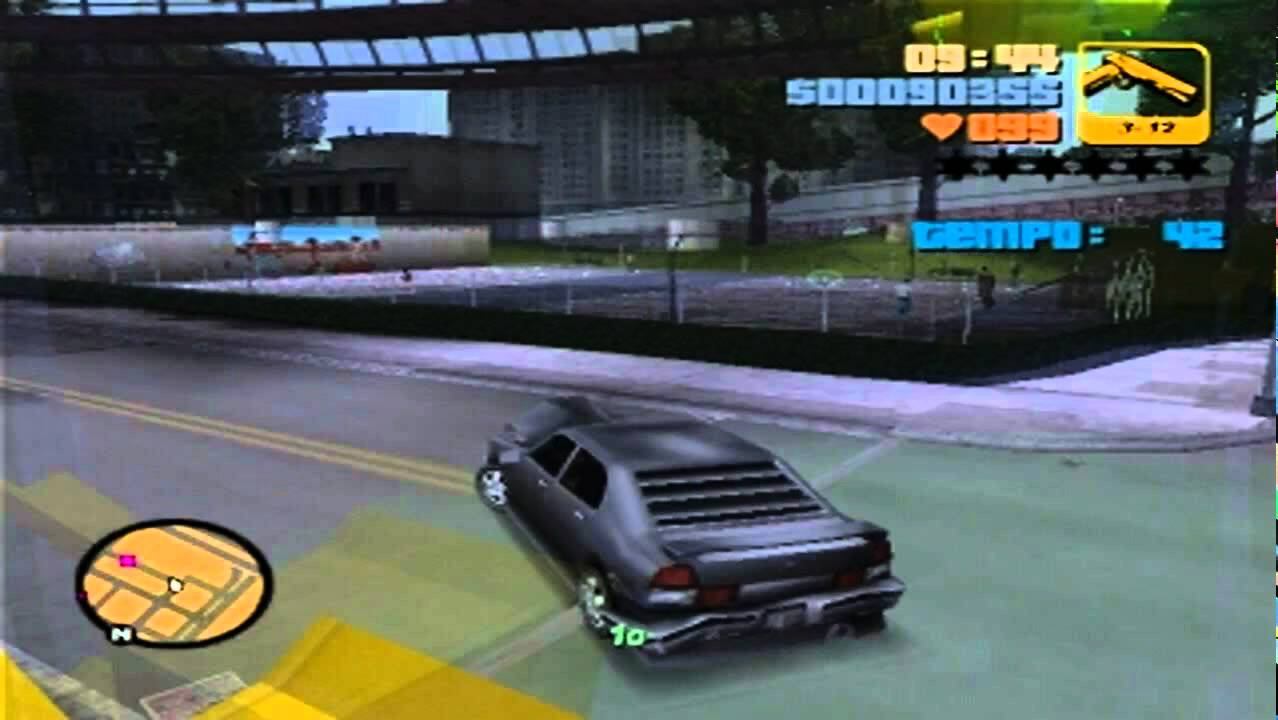 GTA 3 Missão 13 Turismo - YouTube