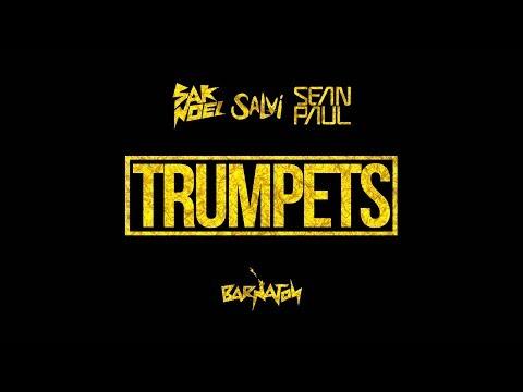 Sak Noel & Salvi ft. Sean Paul - Trumpets (1 Hour)