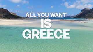 GRIECHENLAND - ALL YOU WANT IS GREECE - 30 sec (CC)