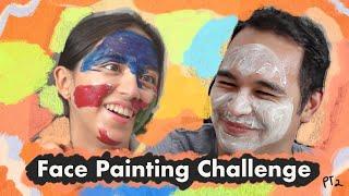 Face Painting Famous Art