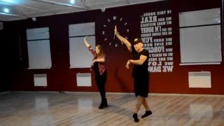 Choreo Love In This Club Usher ft. Beyonce & Lil Wayn cover R.Ching