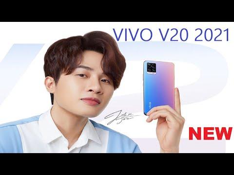 Mở Hộp Điện thoại Vivo V20 (2021) // SANG TRỌNG, CẤU HÌNH CAO, GIÁ RẼ✅✅✅
