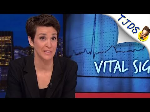 Rachel Maddow's Ratings Tank After Mueller Report
