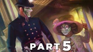 WE HAPPY FEW Walkthrough Gameplay Part 5 - QUIZ