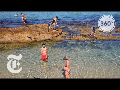 Sydney's Original Infinity Pools | The Daily 360 | The New York Times