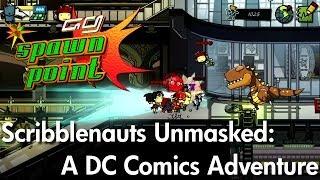 Scribblenauts Unmasked: A DC Comics Adventure | Game Review