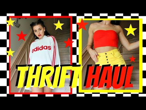 MASSIVE $1000 DOLLAR THRIFT HAUL