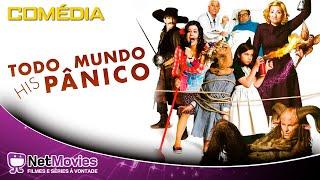 Todo Mundo Hispânico - Filme Completo Dublado - Filme de Comédia   NetMovies