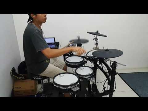 Paling Comel - Siti Nurdiana & Achik (Drum Cover)