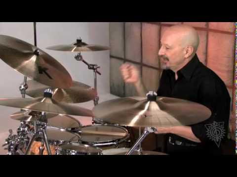 Steve Smith - Zildjian Cymbals