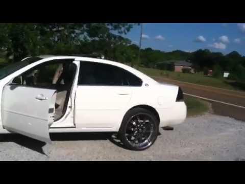 2007 Chevy Impala On 24 S Youtube
