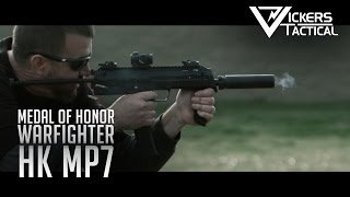 Medal of Honor Warfighter - HK MP7