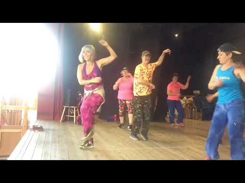 Zumba® Gold Basic Salsa Steps