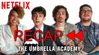 Get Ready For The Umbrella Academy Season 2!  Cast Recap | Netflix