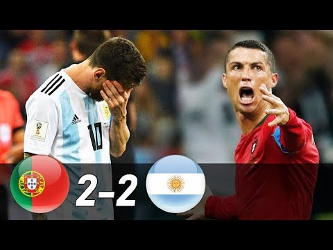 Portugal vs Argentina 22  All Goals &  Highlights Last Matches