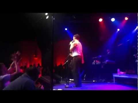 Sam Sparro - 21st Century Life (LIVE)