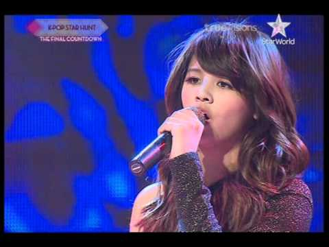 [Thaisub] TVN Kpop Star hunt (Final) Sorn - Because You're Mine [6/8]