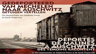 Déportés de Malines à Auschwitz. Des témoins racontent_EXTRAIT 01