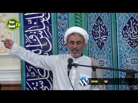 Hacı Əhliman cümə moizəsi 20042018 @SonUmidTV