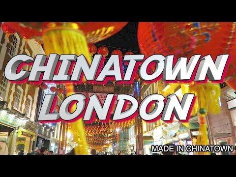 London Chinatown Tour – Chinese New Year 2017