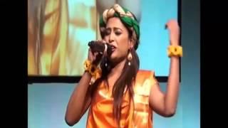 Sona Bondhu Vuilona Amare  ( Saida Tani ) - COBBC Present Baul Shah Abdul Karim Competition 2014