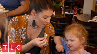 The Quints Have to Eat Veggies! | OutDaughtered