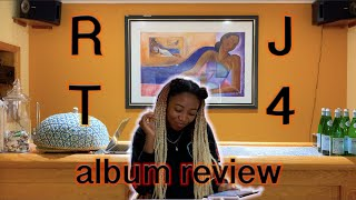 run the jewels' RTJ4 *review & reaction*