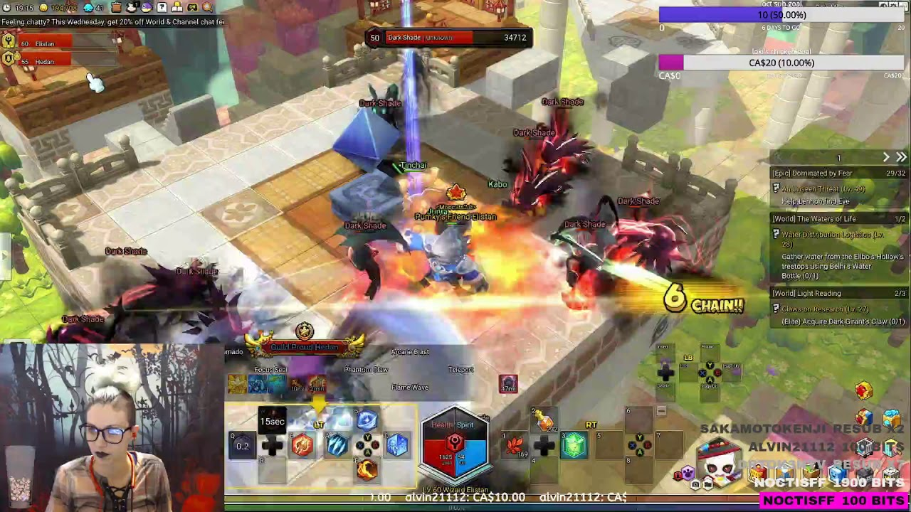 ps4 controller maplestory 2