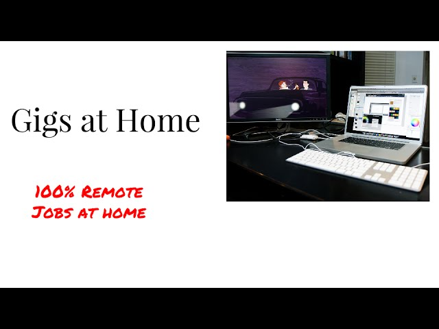 Remote Jobs Up to $13 Per Hour WFH (US)