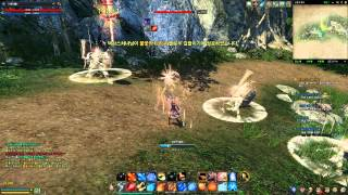 Icarus online Wizard LV51 gameplay HD 1080P