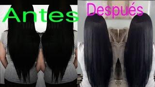 Como cortar el cabello para que te crezca  largo y sano ✂️