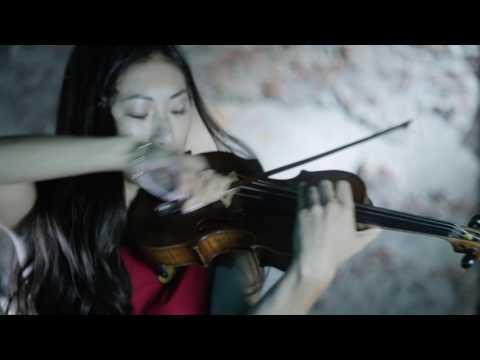 Karol Szymanowski Violin Sonata, op. 9. Finale. Irina Pak, violin; Yulia Miloslavskaya, piano