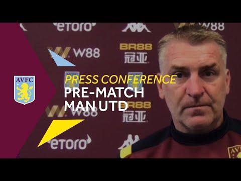Press Conference   Dean Smith Pre-Manchester United