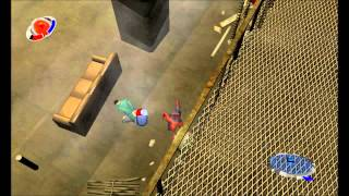 видео прохождение игры человек паук 3   6 мисия  гопники в метро(, 2013-05-29T07:27:21.000Z)