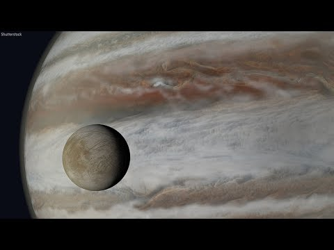 Life on Jupiter's moon? NASA finds evidence of water plumes