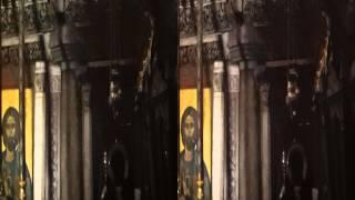 церковь в городе Ия Санторини Греция в 3D(Тира (Фира, Санторин, Санторини) — в Эгейском море входит в архипелаг Киклады. Тира вместе с островами Тирас..., 2014-08-31T07:07:42.000Z)
